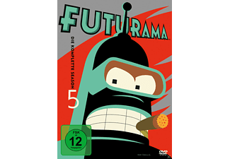 Futurama - Staffel 5 [DVD]