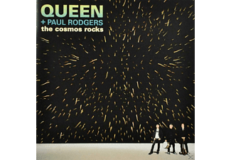 Queen, Paul Rodgers - The Cosmos Rocks [CD]