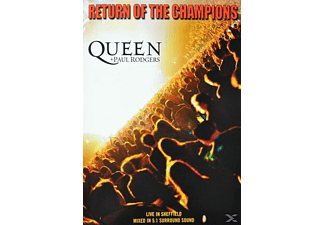 Queen, Paul Rodgers - Return Of The Champions - (DVD)