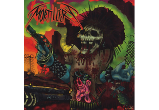 Mortillery - Murder Death Kill [CD]