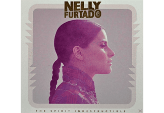 Nelly Furtado - The Spirit Indestructible (Deluxe Edt.) - (CD)