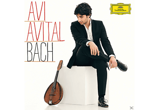Avi Avital - Bach [CD]