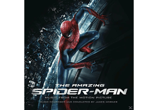 James Horner - The Amazing Spider-Man (Music From The Motion Picture) [CD]