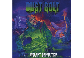 Dust Bolt - Violent Demolition [CD]