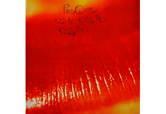 The Cure - Kiss Me, Kiss Me, Kiss Me (Deluxe Edition) (Jc) - (CD)