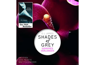 Shades of Grey - Band 1: Geheimes Verlangen - (MP3-CD)