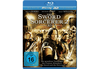 The Sword and the Sorcerer 2 (3D) [3D Blu-ray]