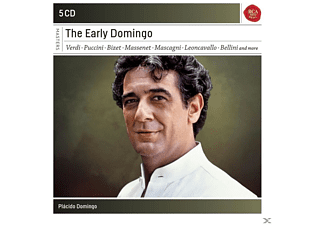 Plácido Domingo - Early Domingo - (CD)