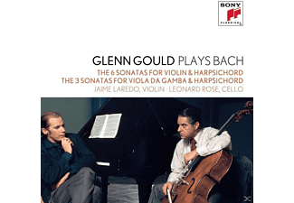 Glenn Gould, Leonard Rose, Laredo Jaime - Glenn Gould Plays Bach - Glen Gould Collection Vol. 7 [CD]