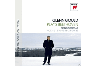 Glenn Gould - Glenn Gould Plays Beethoven [CD]