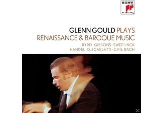 Glenn Gould - Plays Renaissance & Baroque Music - (CD)