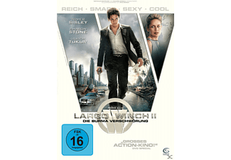 Largo Winch 2 (Single Edition) - (DVD)