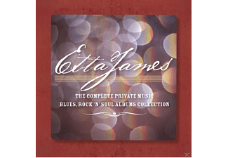 Etta James - The Complete Private Music Blues Rock N Soul Albums Collection [CD]