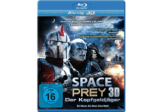 Space Prey 3D [3D Blu-ray]