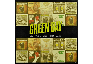 Green Day - Studio Albums 1990-2009 (Box Set) [CD]