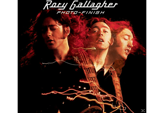 Rory Gallagher - Photo Finish - (CD)