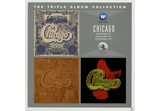 Chicago - The Triple Album Collection - 	chicago [CD]
