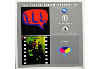 Yes - The Triple Album Collection [CD]