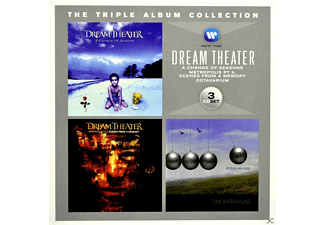 Dream Theater - The Triple Album Collection - (CD)