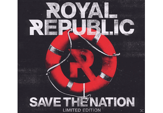 Royal Republic - Save The Nation (Limited Edition) - (CD)