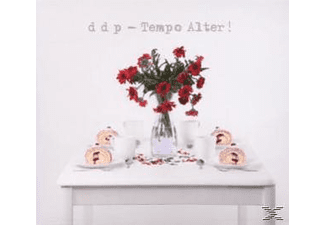 Ddp - Tempo Alter - (CD)
