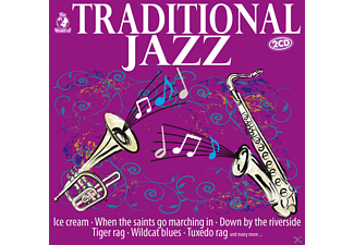 Chris Barber - Traditional Jazz - (CD)