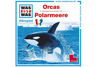 - WAS IST WAS: Orcas / Polarmeere - (CD)