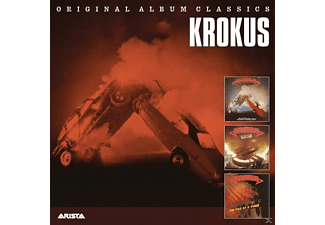 Krokus - Original Album Classics [CD]
