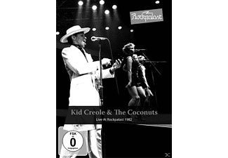 Kid Creole, The Coconuts - LIVE AT ROCKPALAST [DVD]