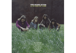 Ten Years After - A Space In Time (2012 Reissue) [CD]