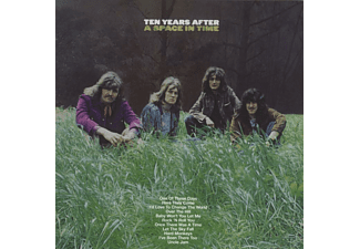Ten Years After - A Space In Time (2012 Reissue) - (CD)