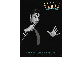 Elvis Presley - The King Of Rock 'n' Roll: The Complete 50's Masters [CD]