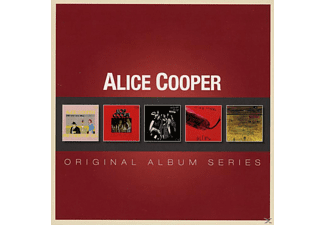 Alice Cooper - Original Album Series [CD]