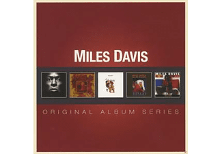 Miles Davis - Original Album Series [CD]