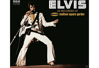 Elvis Presley - As Recorded At Madison Square Garden [CD]