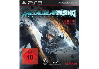 Metal Gear Rising: Revengeance [PlayStation 3]