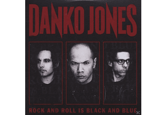 Danko Jones - Rock And Roll Is Black And Blue [CD]