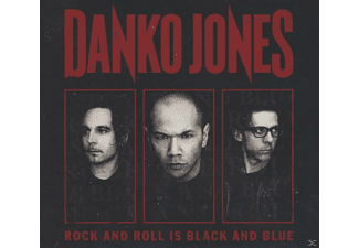 Danko Jones - Rock And Roll Is Black And Blue (Limited Edition) [CD]