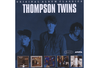 Thompson Twins - Original Album Classics [CD]