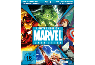 Marvel Animation - Limited Edition [Blu-ray]