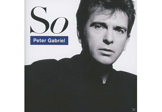Peter Gabriel - So (2012 Remaster - 25th Anniversary) [CD]