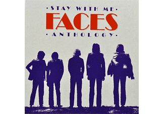 Faces - The Faces Anthology - (CD)