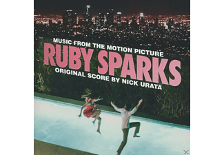 VARIOUS - Ruby Sparks [CD]