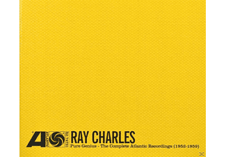 Ray Charles - Complete Atlantic 1952-1960 - (CD)