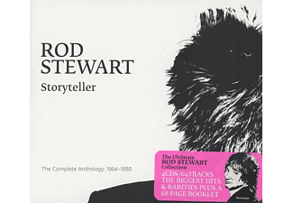 Rod Stewart - Storyteller - Complete Anthology 1964-1990 - (CD)