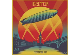 Led Zeppelin - Celebration Day (Blu-Ray Audio) - (Blu-ray Audio)
