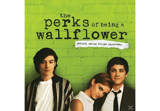VARIOUS - The Perks Of Being A Wallflower [CD]