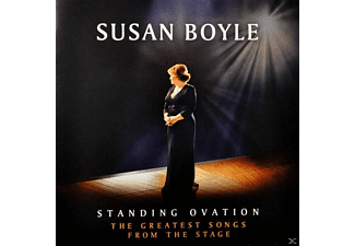Susan Boyle - Standing Ovation: The Greatest Songs From The Stage - (CD)