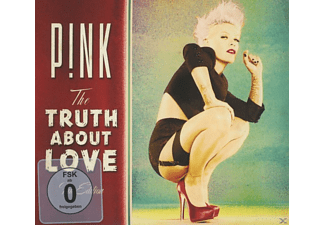 P!nk - The Truth About Love (Christmas Edition) - (CD)