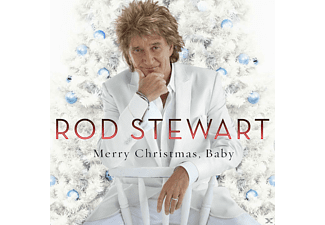 Rod Stewart - Merry Christmas, Baby [CD]